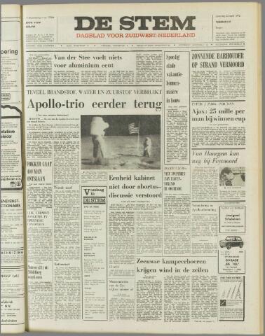 de Stem 1972-04-22