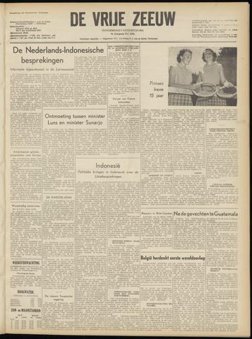de Vrije Zeeuw 1954-08-05