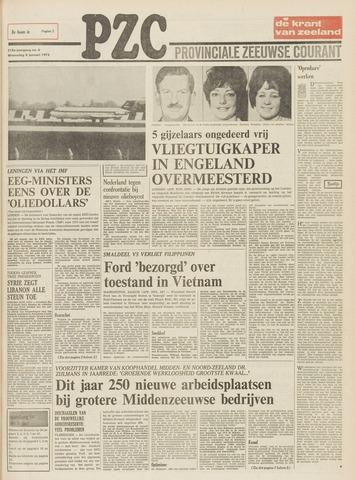 Provinciale Zeeuwse Courant 1975-01-08