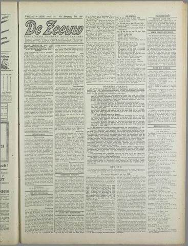 De Zeeuw. Christelijk-historisch nieuwsblad voor Zeeland 1943-06-04
