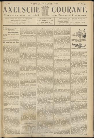 Axelsche Courant 1937-03-19