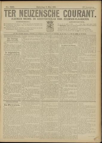 Ter Neuzensche Courant. Algemeen Nieuws- en Advertentieblad voor Zeeuwsch-Vlaanderen / Neuzensche Courant ... (idem) / (Algemeen) nieuws en advertentieblad voor Zeeuwsch-Vlaanderen 1915-05-08