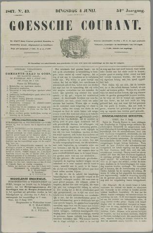 Goessche Courant 1867-06-04