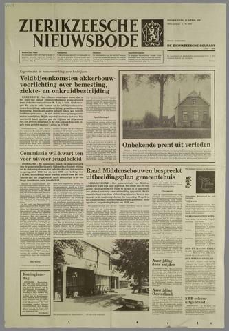 Zierikzeesche Nieuwsbode 1987-04-23