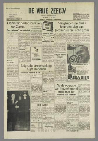 de Vrije Zeeuw 1967-11-22