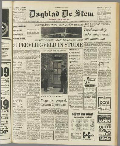 de Stem 1968-07-18