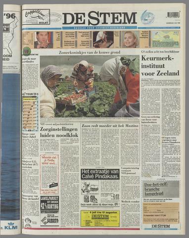 de Stem 1996-07-03