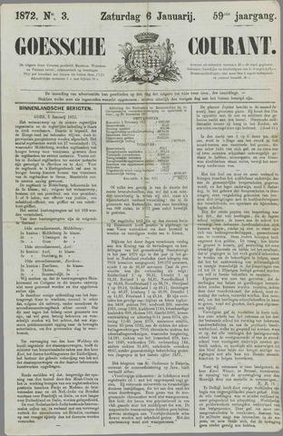 Goessche Courant 1872-01-06