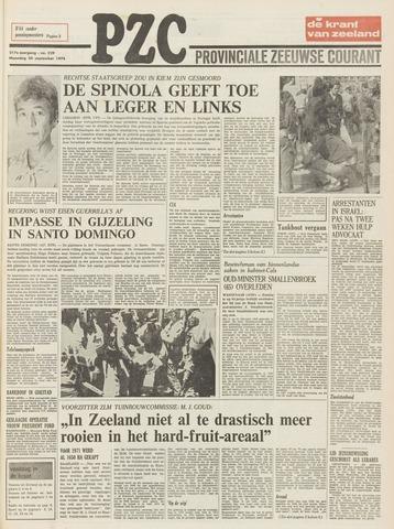 Provinciale Zeeuwse Courant 1974-09-30