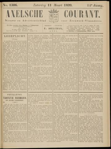 Axelsche Courant 1899-03-11