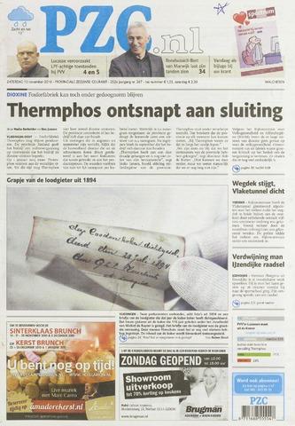 Provinciale Zeeuwse Courant 2010-11-13