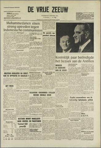 de Vrije Zeeuw 1965-10-07
