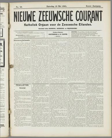 Nieuwe Zeeuwsche Courant 1905-05-13