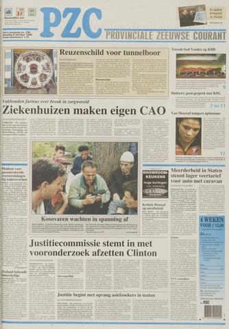 Provinciale Zeeuwse Courant 1998-10-06