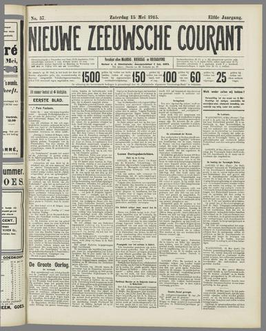 Nieuwe Zeeuwsche Courant 1915-05-15