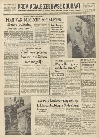 Provinciale Zeeuwse Courant 1961-01-16