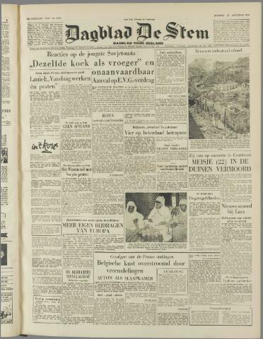 de Stem 1953-08-18