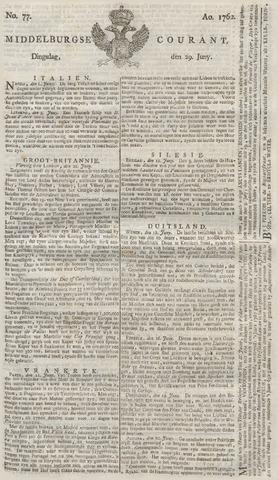 Middelburgsche Courant 1762-06-29