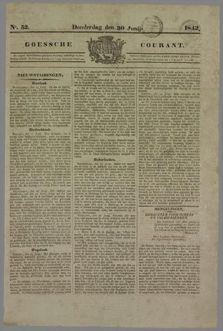 Goessche Courant 1842-06-30