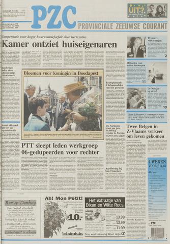 Provinciale Zeeuwse Courant 1996-05-22