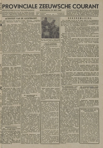 Provinciale Zeeuwse Courant 1943-05-26
