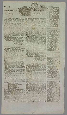 Goessche Courant 1826-12-18