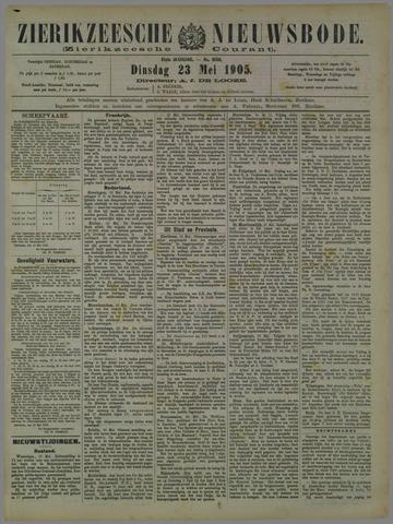 Zierikzeesche Nieuwsbode 1905-05-23