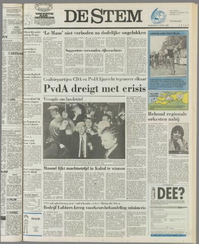 de Stem 1992-04-27