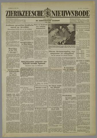 Zierikzeesche Nieuwsbode 1954-07-10