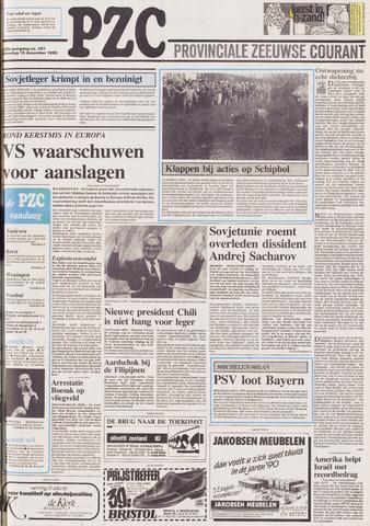 Provinciale Zeeuwse Courant 1989-12-16