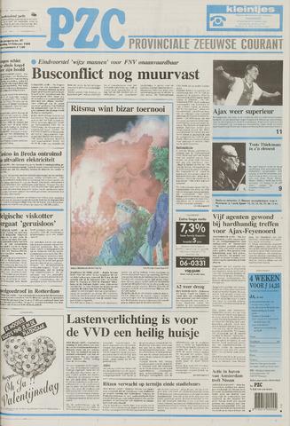 Provinciale Zeeuwse Courant 1995-02-13