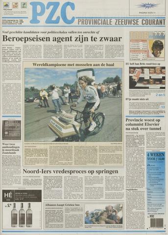 Provinciale Zeeuwse Courant 1999-07-15
