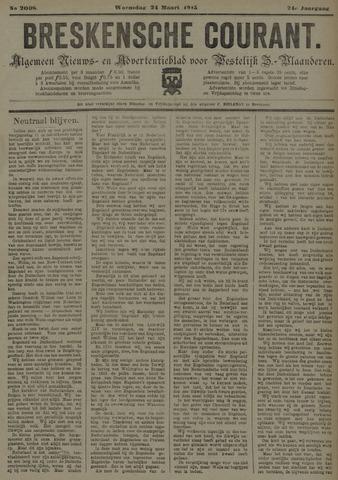 Breskensche Courant 1915-03-24