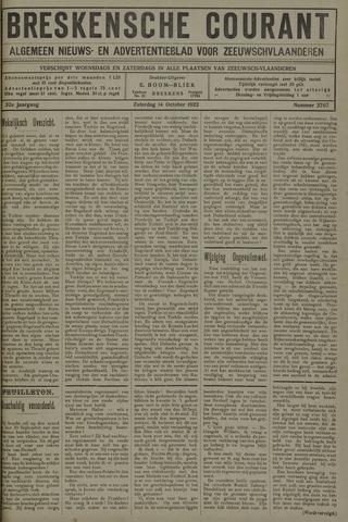 Breskensche Courant 1922-10-14