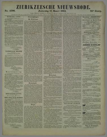 Zierikzeesche Nieuwsbode 1882-03-11