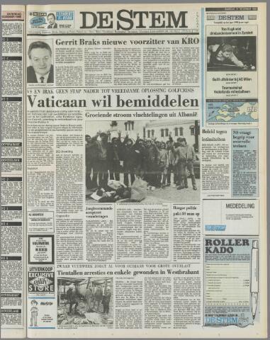 de Stem 1990-12-31