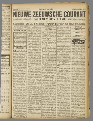 Nieuwe Zeeuwsche Courant 1923-05-12