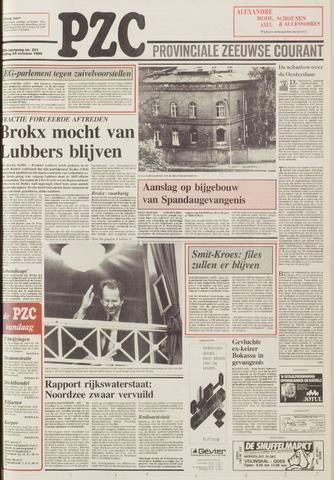 Provinciale Zeeuwse Courant 1986-10-24