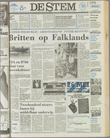 de Stem 1982-05-22