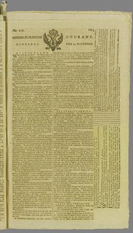 Middelburgsche Courant 1805-11-12