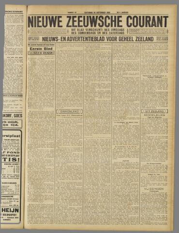 Nieuwe Zeeuwsche Courant 1933-09-30