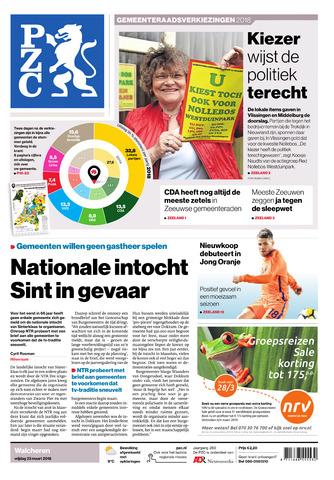 Provinciale Zeeuwse Courant 2018-03-23