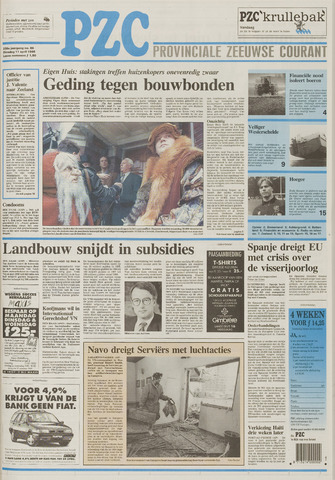 Provinciale Zeeuwse Courant 1995-04-11