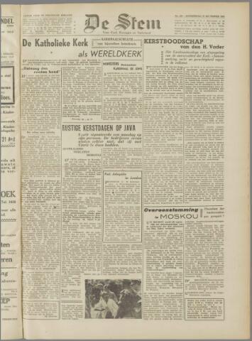 de Stem 1945-12-27