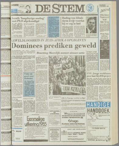 de Stem 1985-10-07