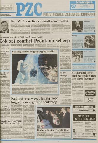 Provinciale Zeeuwse Courant 1992-05-13
