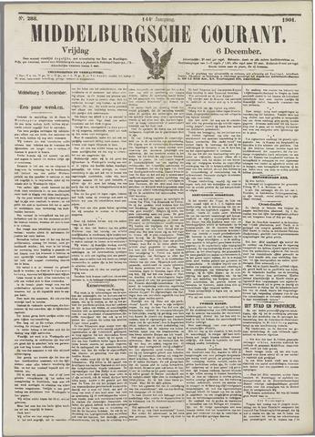 Middelburgsche Courant 1901-12-06