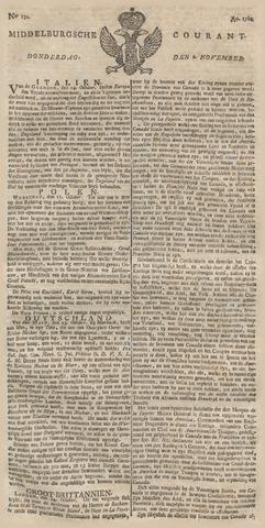Middelburgsche Courant 1780-11-02