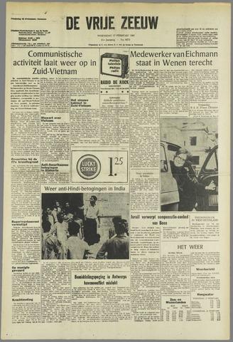 de Vrije Zeeuw 1965-02-17