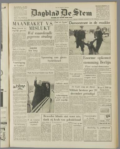 de Stem 1958-12-08